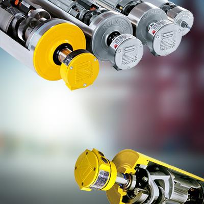 hydromotor - Product Handeling Trommelmotoren
